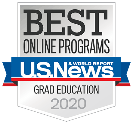 Best Online Programs for Graduate Education by U.S. News 2020